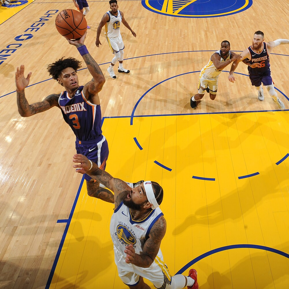 Kelly Oubre gets traded to the Warriors