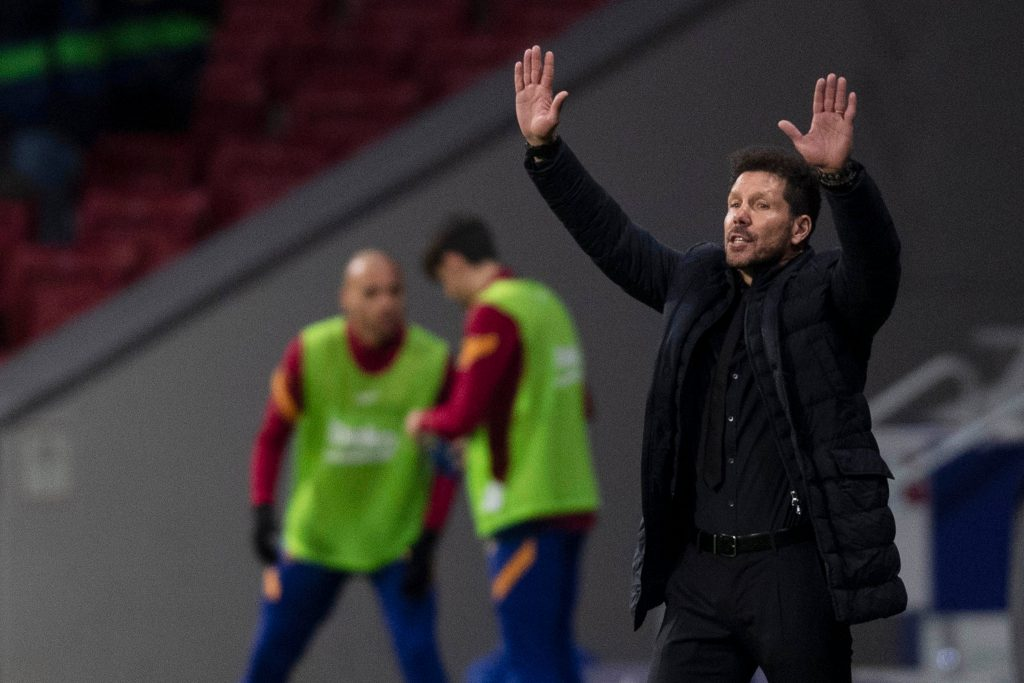 Cholo beats Barça for the first time in LaLiga.