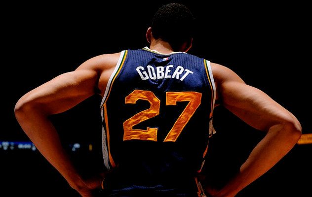 Rudy Gobert extends his contract with the Utah Jazz