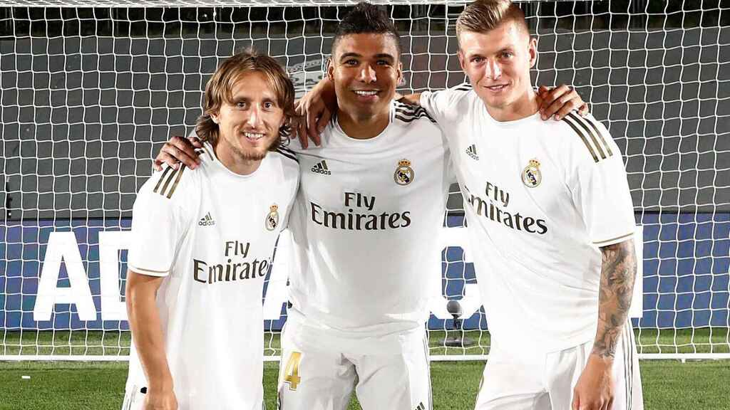 Madrid´s midfield will be crucial in the derby
