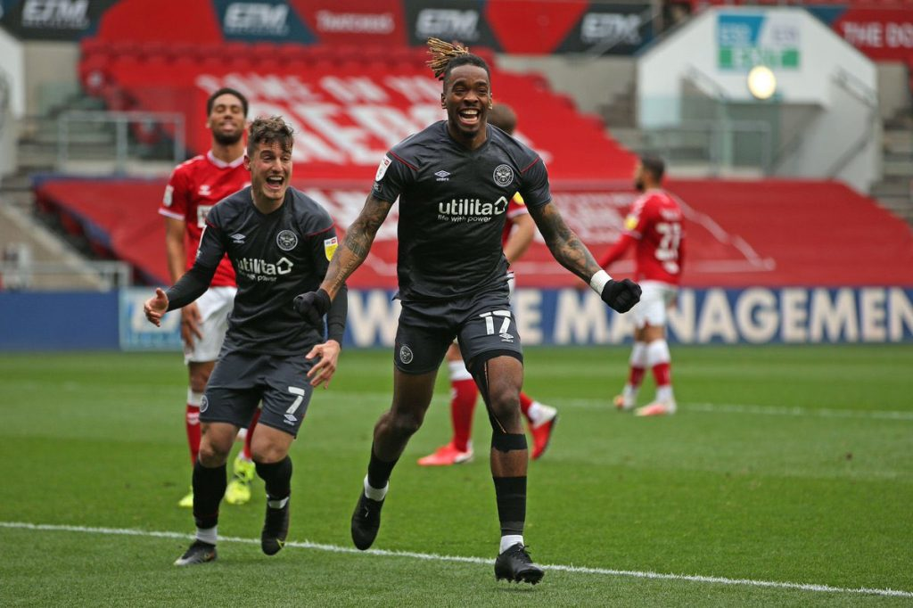 Ivan Toney promoted to Premier League with Brentford