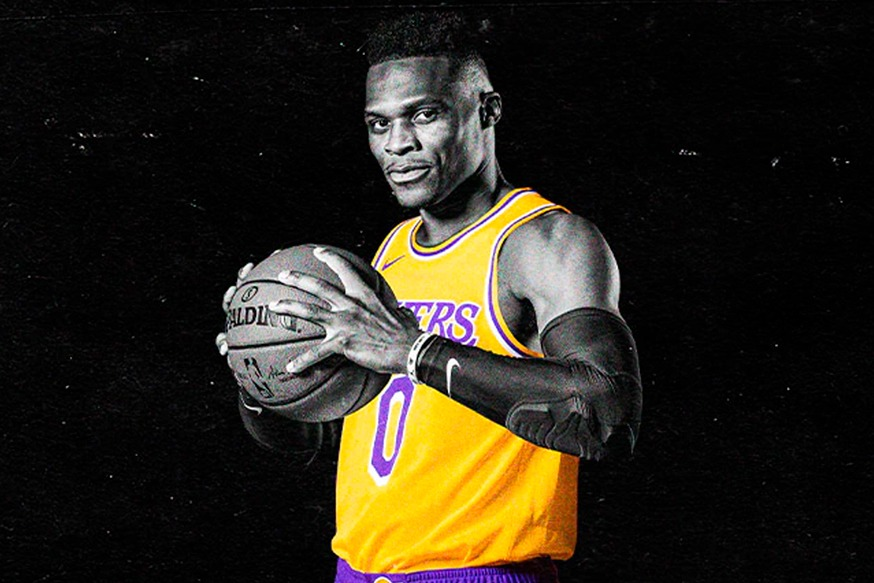 Russell Westbrook traded to the Lakers